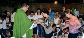 Pe. Henrique celebra Santa Missa de despedida