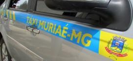 Demuttran exige uso de taximetro em Muriaé