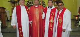 Novos padres da Paróquia Santa Cruz são apresentados à comunidade