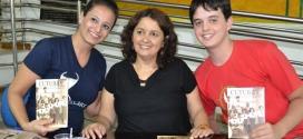 Margareth Cordeiro Franklin lança livro Cutubas