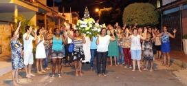 Comunidade Nossa Senhora Aparecida realiza homenagem à padroeira