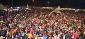 FESTA DA CIDADE DE ERVÁLIA: GRANDES ATRAÇÕES EM COMEMORAÇÃO AOS 78 ANOS DE HISTÓRIA