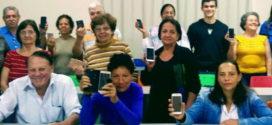CURSO DA PREFEITURA LEVA CONHECIMENTOS DE INTERNET PARA TERCEIRA IDADE
