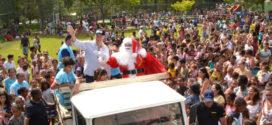 SÍTIO DO GREGO E PARCEIROS REALIZAM 5ª FESTA DAS CRIANÇAS NA UNIFAMINAS