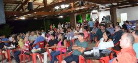 João Cruz participa de reunião do diretório do MDB de Muriaé