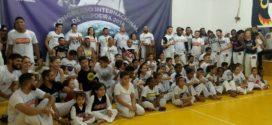 Muriaeense participa de Congresso Internacional de Capoeira em Belo Horizonte