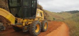 Mais de 80% das estradas rurais de Muriaé estão recuperadas