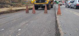 Ruas de Manhuaçu recebem melhorias por meio de verbas do deputado Mário Heringer