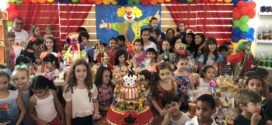 Festa do Dia das Crianças movimenta Colina Coutry Club